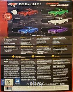 Traxxas Drag Slash 1/10 RC RTR Electric 2WD No Prep Race Truck/Car Red
