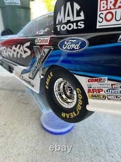 Traxxas Funny Drag Car No Prep RTR Racing Excellent Condition