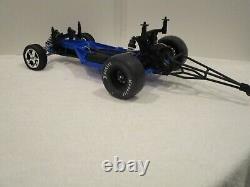 Traxxas Slash LCG RC Drag Car Speed Hot Racing RPM Proline Pro Mod1/10 New Read