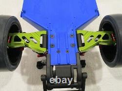 Traxxas Slash RC Drag Car Hot Racing Integy Proline No Prep Custom Roller New