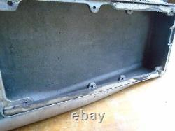 VINTAGE CHEVY FORD HOT RAT ROD CARB SCOOP 20 inches long L@@K