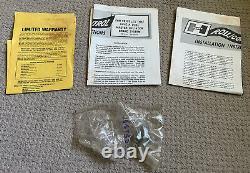 Vintage NOS Hurst Line Lock System Roll Control Kit 174 4394