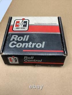 Vintage NOS Hurst Line Lock System Roll Control Kit 174 4394 Missing Bulb Indica