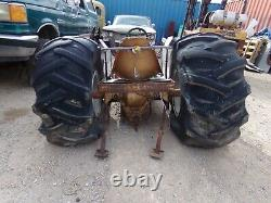 Vintage Sand Drags Tractor Pulling Race Car Hilborn Injection Sbc Barn Find