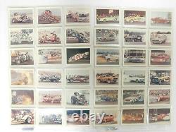 WOW HUGE LOT90 Vintage L&M Films Drag Racing Photo Cards Funny Car Top Fuel