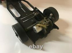 Wen Mac Wen-Mac Gas Powered Engine 1957 Chevy Drag Race Tether Car