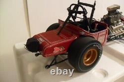 1/18 Miniatures De Précision Winged Express Willie Borsch A/altered Drag Car