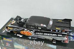 118 Victor Bray 1957 Chev Team Bray Racing Gulf Western Oil Door Drag Car