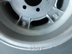 15 X 9.5 Halibrand Vintage 6 Pin Sprint Roue De Voiture. Course De Drag Modifiée