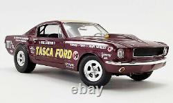1965 Ford Mustang A/fx Asca Acme 118 A1801839 Drag Racing Car Bill Lawton Nhra