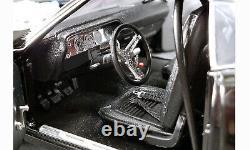 1971 Plymouth Hemi Cuda Gloss Black Drag Race Car Nhra 118 Acme Barracuda Gmp