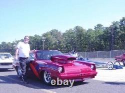 1977 Voiture Chevy Vega Drag