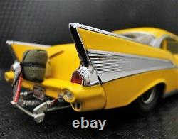 57 Chevy Dragster Drag Race Race Voiture Hot Rod Construit Model55nhra1955camaro0f1 12 1 18