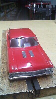 69 Chevy Nova Classis Red Prêt À Courir Drag Car Wow