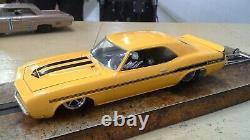 69 Chevy Yenko Sg Camaro Prêt À Courir Drag Car Wow
