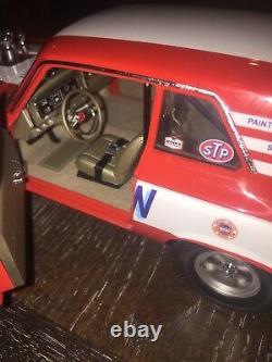 Awb 1965 Pee Wee Wallace Virginian Sedan Drag Race Autoroute 61 Supercar 1/18