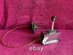 B&m 60 Série Shifter Gazer Vintage 427 426 Hémi 429 Ford Drag Car Race Hot Rod