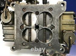 Braswell Holley 4150 Série Carburateur De Course D'alcool Dirt Modèle Tardif, Drag Car