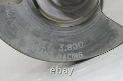 Bryant Billet 3.800 Sbc Crankshaft Chevy Traînée Course Sprint Voiture Course Tige Usac B