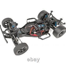Équipe Associée 1/10 Dr10 2 Roue Drive Drag Race Car Brushless Rtr Vert