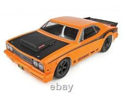 Équipe Associée Dr10 Drag Race Car Rtr Orange Asc70025