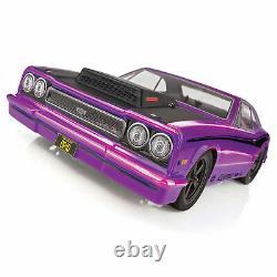 Équipe Associée Dr10 Drag Race Car Rtr Purple