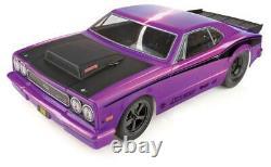 Équipe Associée Dr10 Drag Race Car Rtr, Purple