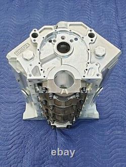 Fresh Brodix Aluminum Sbc Engine Block Chivy Sprint Stock Traînant Course Automobile Course