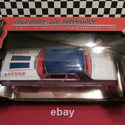 Highway61,1964 Dodge 330 Superstock, Color Me Gone, 118 Échelle Modèle Diecast