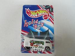 Hotwheels Vacances 1996 Employés Volkswagen Drag Bus C'est Un Relpica
