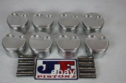 Je 3.785 Ls 5.3l Sbc Pistons Chevy Hot Street Rod Drag Race Stock Car Camaro C