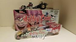 Jim Epler 124 Diecast Nitro Funny Car Motley Crue Nhra Drag Racing Par Matco