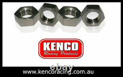 Kenco Aluminium Weld Sur Beadlock Kit 15 Wheel Rim Speedway Drag Car Race 4wd