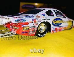 Nhra Bruce Allen Reher Morrison Pro Stock 124 Diecast Drag Racing Car Rare