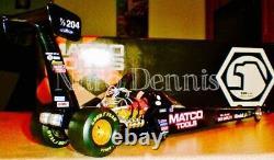 Nhra Don Garlits 124 Diecast Big Daddy Drag Racing Voiture Nitro Top Carburant Dragster