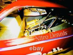 Nhra Jim Dunn & Reath 124 Diecast Top Fuel Nitro Funny Car Drag Racing Floppers