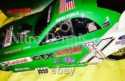 Nhra John Brute Force 116 Action Nitro Funny Car Diecast 2004 Drag Racing