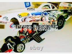 Nhra Scott Kalitta 124 Diecast Foose Top Fuel Nitro Funny Car Rc2 Drag Racing