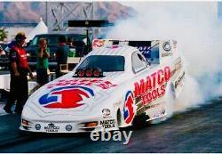 Nhra Whit Bazemore 116 Milestone Nitro Drôle De Voiture Don Schumacher Drag Racing