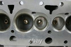 Nouveau Brodix Weldtech Sbc 12x12 Cnc Ported Cylinder Heads Sprint Race Voiture Drag