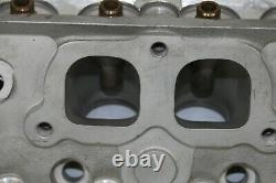 Nouveau Brodix Weldtech Sbc 12x12 Cnc Portée Cylinder Heads Sprint Course Voiture Traînée
