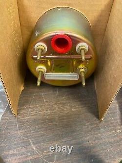 Retro 3 3/8 Stewart Warner Tach 10k Tachometer Nos Sw 421