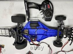 Rtr Rc Drag Voiture Traxxas Slash No Prep Drag Racing Car Rcdrl Street Eliminator