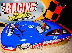 Signé Bob Glidden 124 Diecast Nhra Pro Stock Drag Racing Rare Qualité Care