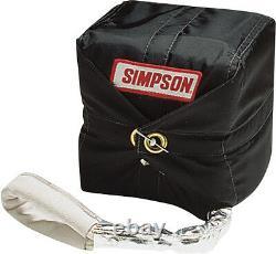 Simpson 10' Skyjacker Chute 10ft Drag Racing Parachute Car Uk Livraison Le Lendemain