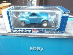 Supercar Collectibles 1941 Willys Gasser Stone Woods & Cook 118 Diecast Car