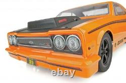 Team Associated Dr10 110 2wd Brushless Orange Drag Race Car Rtr Asc70025