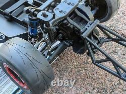 Team Associated Dr10 Drag Race Car Team Kit 70027 Avec J Concepts Body
