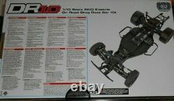 Team Associated Dr10 Drag Race Car Team Kit Nouveau Dans La Boîte