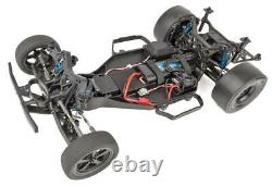 Team Associated Dr10 Rc Drag Race Car 1/10 Brushless 2wd Avec Lipo Battery+charger